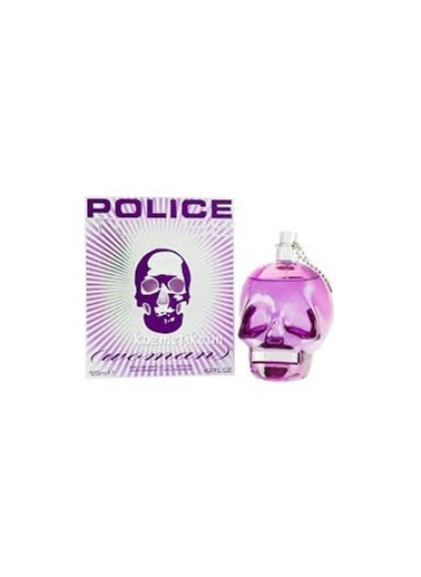 Police To Be Woman Edp 125 Ml Renksiz